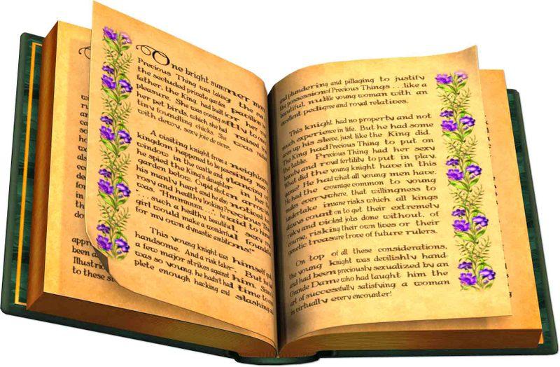 Imagen De Libros Abiertos