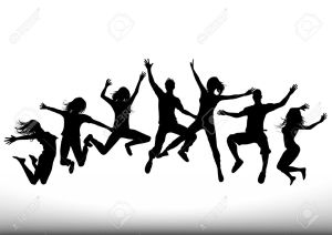 5203709-a-group-of-young-people-jumping-into-the-air-all-people-are-stock-photo